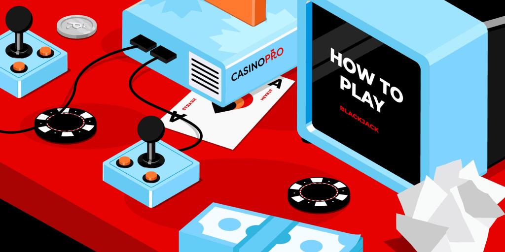 How to play live blackjack
